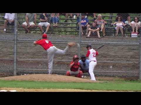 2016 Babe Ruth NJ States Game 2 Mount Olive vs Edison