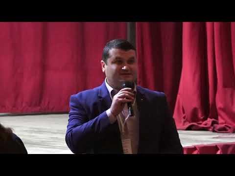ПРЕДВЫБОРНЫЕ ДЕБАТЫ В С. КОНГАЗ 10.10.2019
