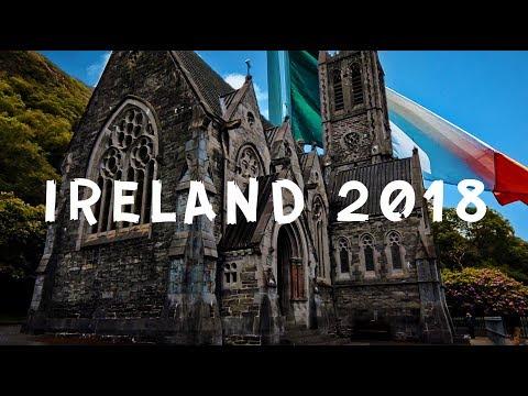 IRELAND Travel Cinematic - 2018 - 4K