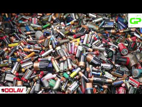 G & P Battery Recycling