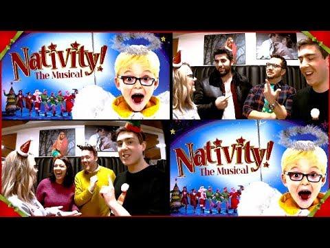 Nativity the Musical UK Tour 2018 Launch Belgrade Theatre Coventry Nativity Movie