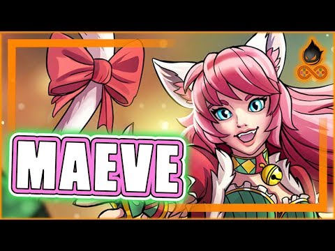 NEW UNLIMITED MERRYMAKER MAEVE SKIN