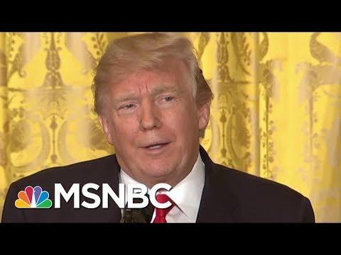 President Donald Trump Still Talks About Hillary Clinton