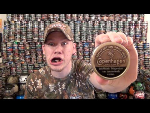History of Copenhagen Smokeless Tobacco