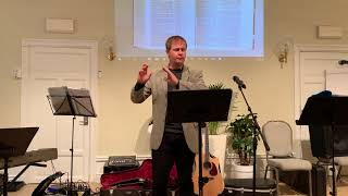 Закон свободы   проповедь о законе Божьем   Слово Веры, Стокгольм