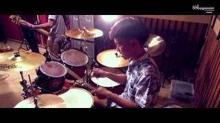 เจ็บที่ต้องรู้   The Mousses (Drum Cover) กิจกรรม #6(ห้องซ้อมดนตรี88boymusic)