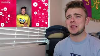 The Most Popular Musical.ly of April 2018 Reaction!