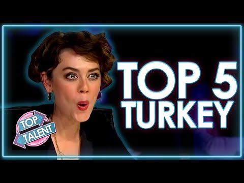 TOP 5 Auditions On Turkey's Got Talent 2020! | Top Talent