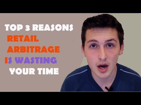 Top 3 Reasons Why Retail Arbitrage Does Not Work On Amazon FBA