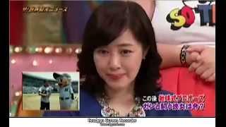 菊池桃子・大島優子・佐藤栞里 感動の涙.