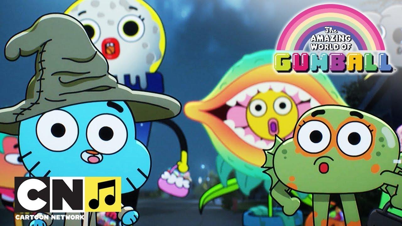 Гъмбол   Хелоуин в Елмор   Cartoon Network