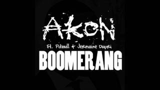 Akon Ft. Pitbull & Jermaine Dupri - Boomerang REMIX 2014