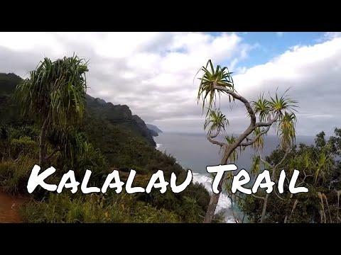One Day in Kauai - Kalalau Trail - GoPro 4 Hawaii