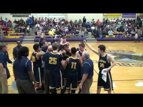 Portland Adventist Academy Basketball- PAA Highlights- 2016 Playoffs