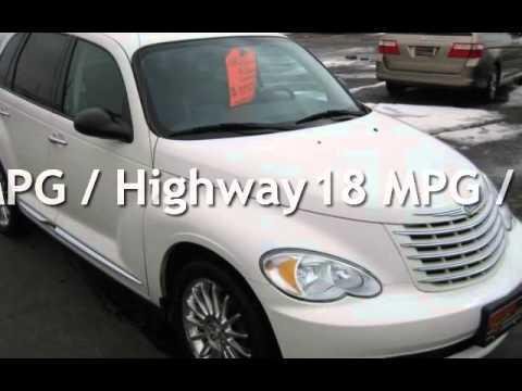 2008 Chrysler PT Cruiser Limited for sale in Goddard, KS