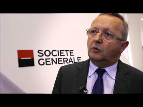 Bruno Prigent, Head: Securities Services of Societe Generale