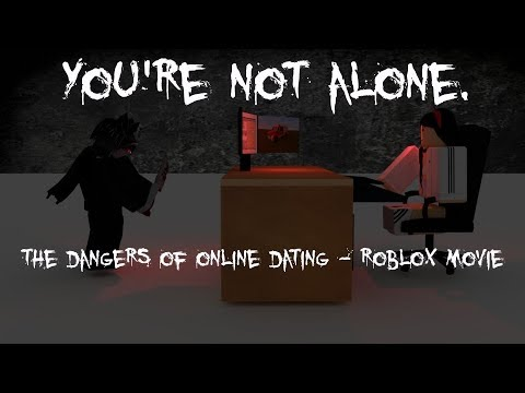 DANGERS OF ONLINE DATING - Roblox Movie