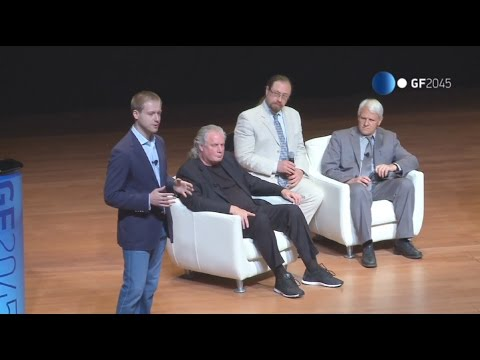GF2045 / Roundtable on Life-extension of the Brain in a Full-body Prosthesis