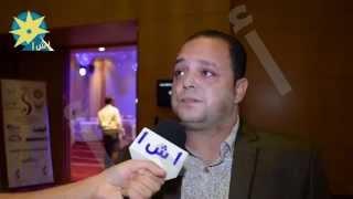 ياسر حماية : مهرجان نجوم العرب يكرم من أمام وخلف الكاميرات