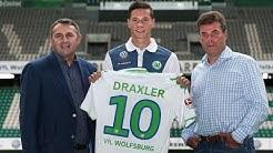 """Draxler: """"Freue mich auf Champions League und auf den Verein"""""""