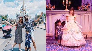 Dreamy Day at Magic Kingdom Orlando | Indian Mom Vlogger