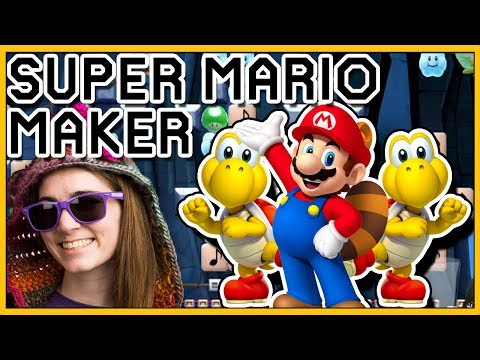 Get up and DANCE! // Super Mario Maker - MUSIC!