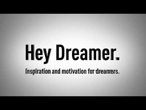 Hey Dreamer: Webisode 15 | The Reason Some People Struggle to Dream | Motivational Videos