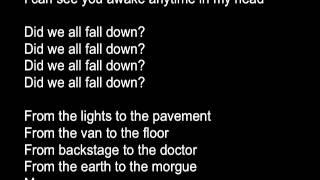 My Chemical Romance - Desert Song (Karaoke)