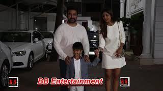 """Actress Shilpa Shetty and Raj Kundra Celebrate Son """"Viaan"""" 6th Birthday"""