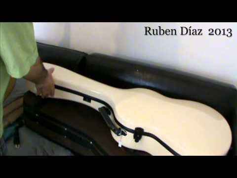 Tips: Travel & Guitar Cases / Ruben Diaz Flamenco Guitar E-zine on Paco de Lucia's Technique