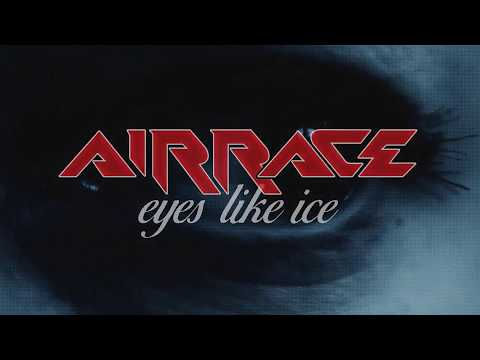"Airrace - ""Eyes Like Ice"" (Official Lyric Video)"