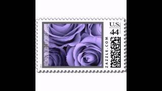 Purple Wedding Stamps - http://bit.ly/nTBt0l  - Click on