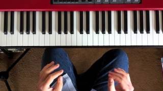 Piano improvisation: how do I know which notes I can play?