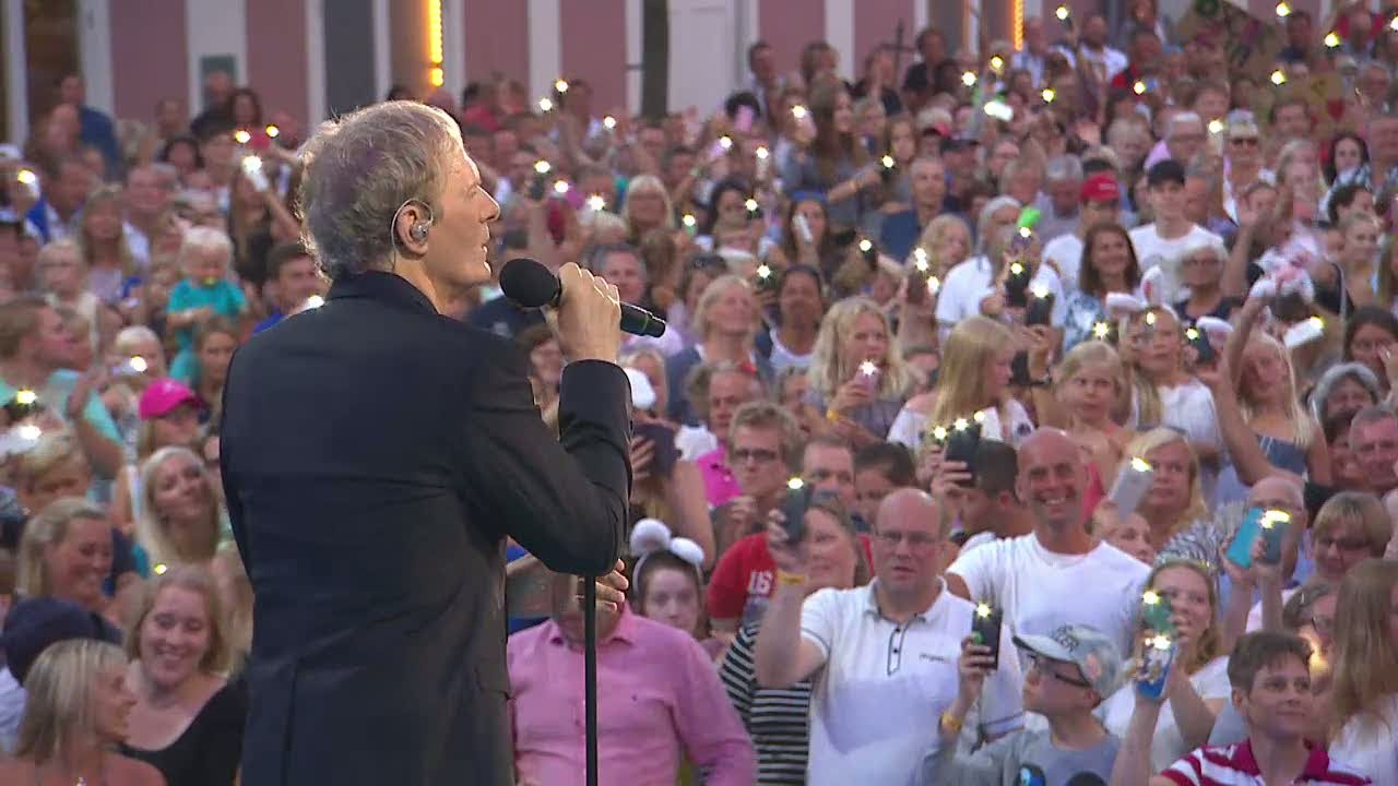 Michael Bolton How Am I Supposed To Live Without You Lotta Pa Liseberg Tv Youtube