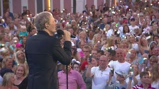 Repeat youtube video Michael Bolton - How am I supposed to live without you - Lotta på Liseberg (TV4)