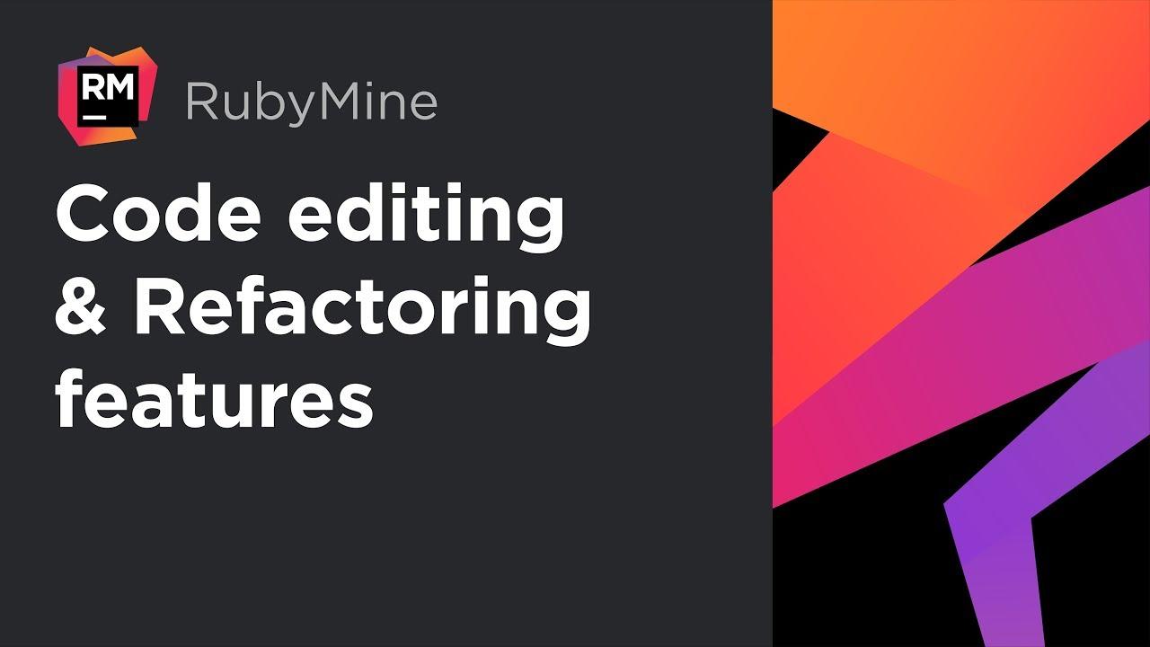 Learn RubyMine