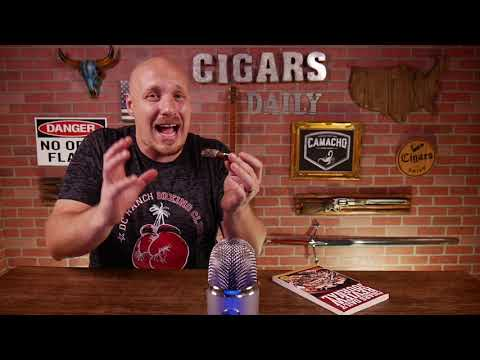 Rocky Patel 20th Anniversary Cigar Review