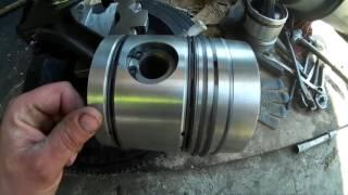 Капремонт двигателя д240 МТЗ-82
