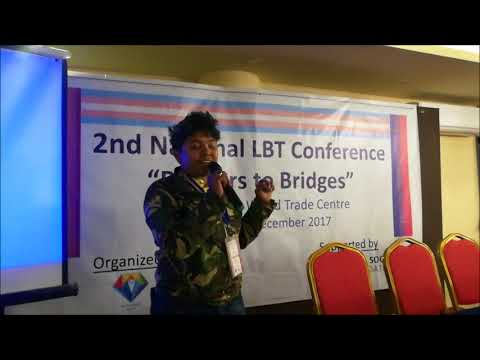 Talent session in LBT Conference Nepal । Lesbian, Bisexual women and Transmen
