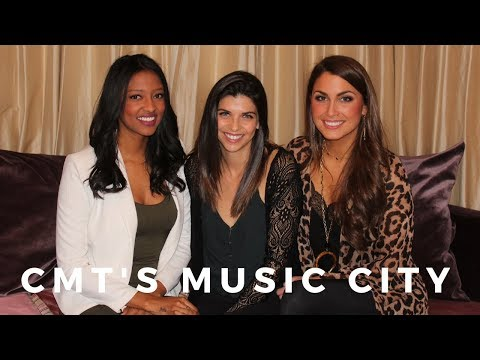 The Girls of CMT's MUSIC CITY Spill Season 2 Relationship Tea!