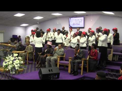 F.U.T.I.M. Choir-Yes, I Still Have A Praise Inside Of Me