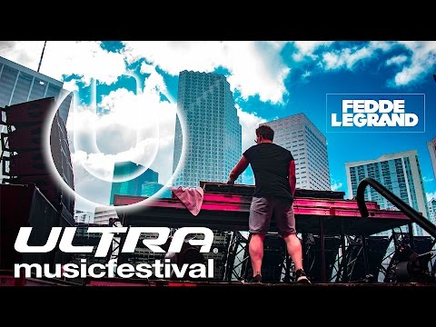Fedde Le Grand - LIVE @ Ultra Music Festival Miami 2017