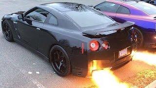 2 FIRE BREATHING GTR's