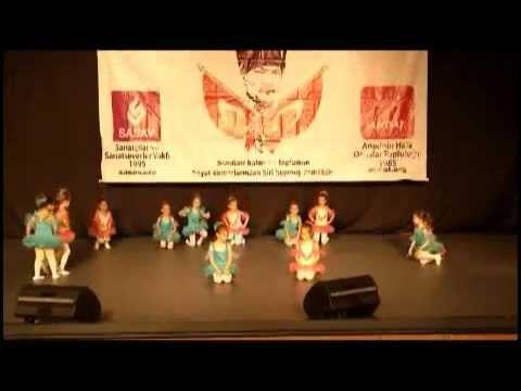 Sasav Minikler Bale Grubu Gösterisi 2014 - 2015