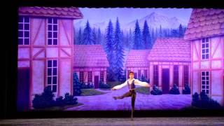 Coppelia finale rehearsal San Diego School of Ballet