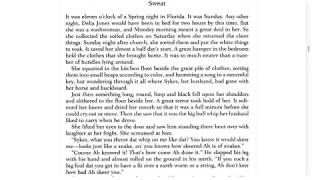 character analysis of missie may in the gilded six bits by zora neal hurston The gilded six bits- character analysis missie may: missie may is a young woman in love missie may and her husband, joe, live in a comfortable economic state.
