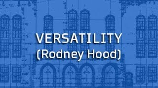 Blue Print: Versatility/Rodney Hood