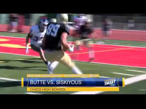Butte vs. College of the Siskiyous