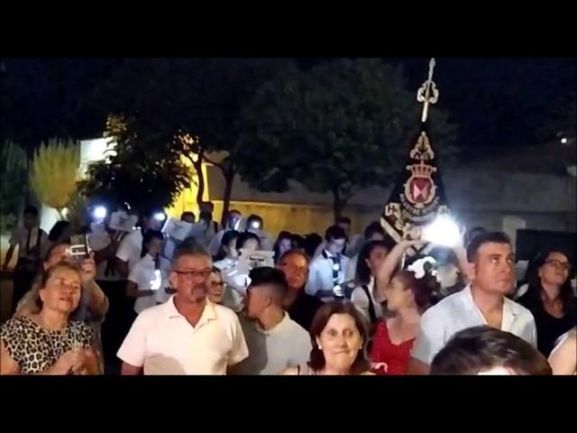 I Salida Procesional Virgen de la Cabeza de Espeluy   Salida Virgen de la Cabeza de Mengíbar 2019