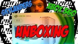Unboxing   Skylander Special Edition Xbox 360